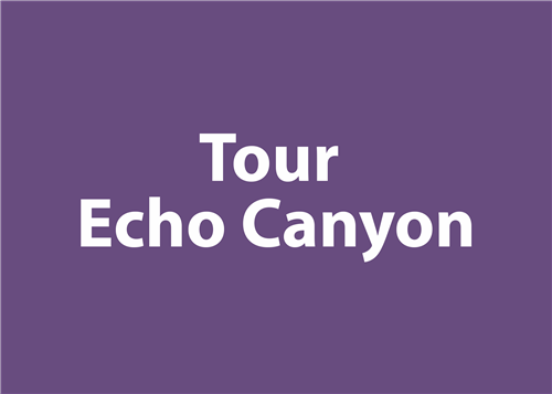 Tour Echo Canyon