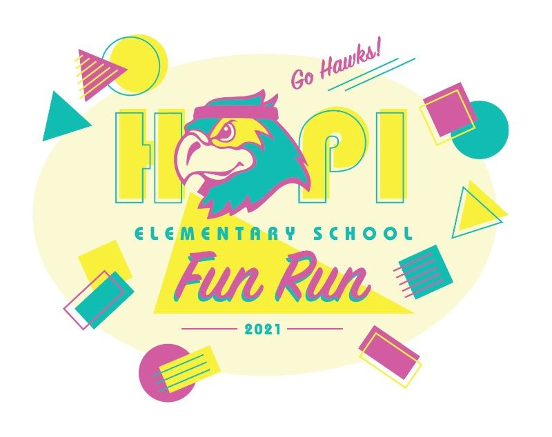 Hopi Fun run