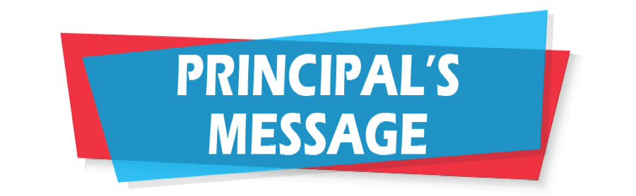 Important Message from Principal Asmussen