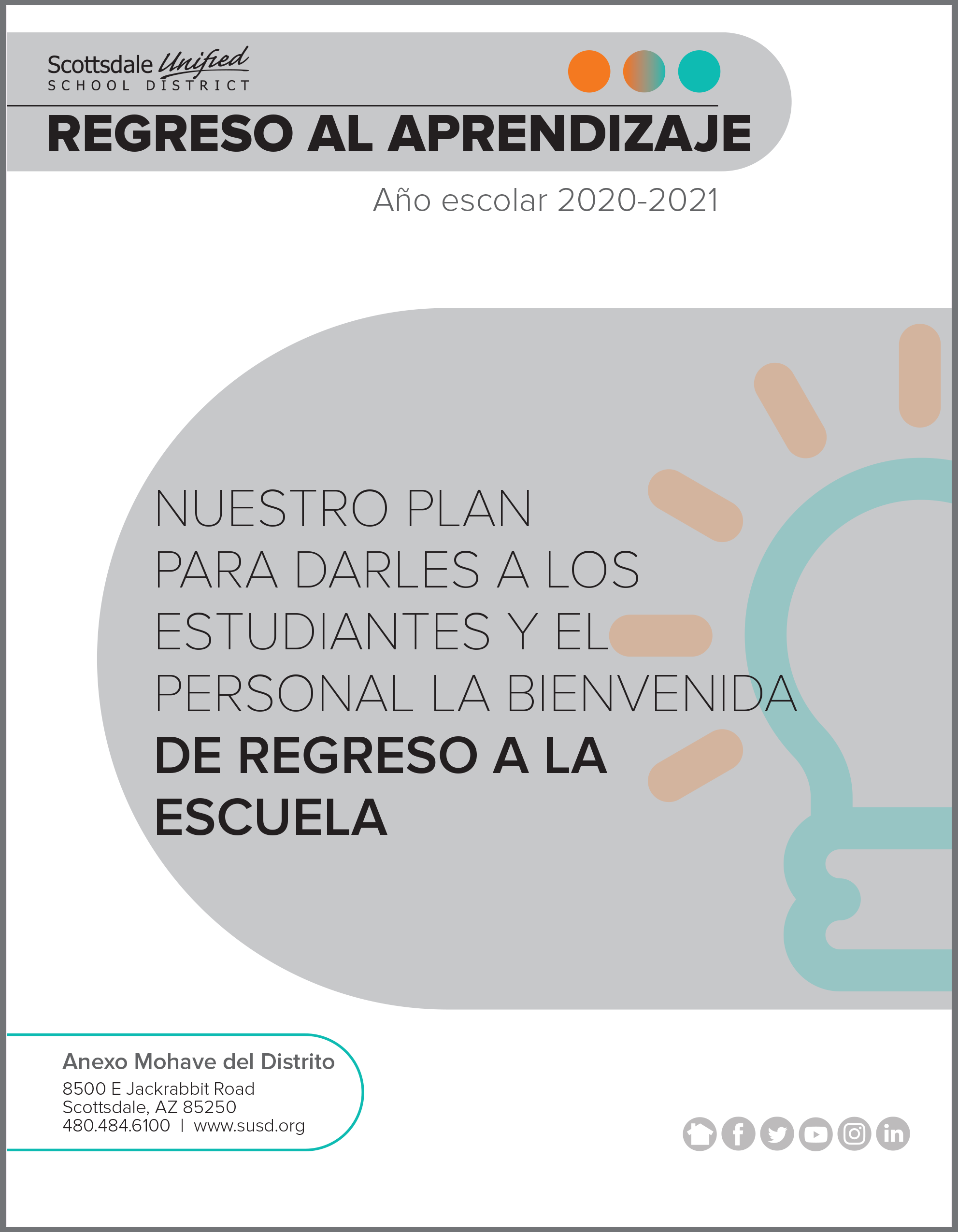 Return to Learn Plan_Spanish