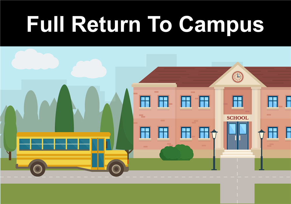 Full Return to Campus