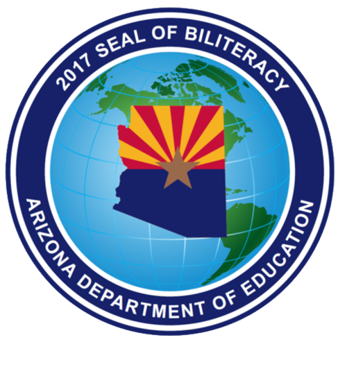 2017 Seal of Biliteracy Logo