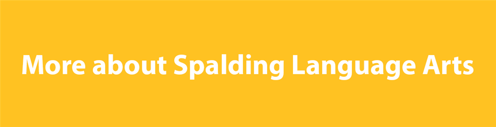 Spalding Language Arts