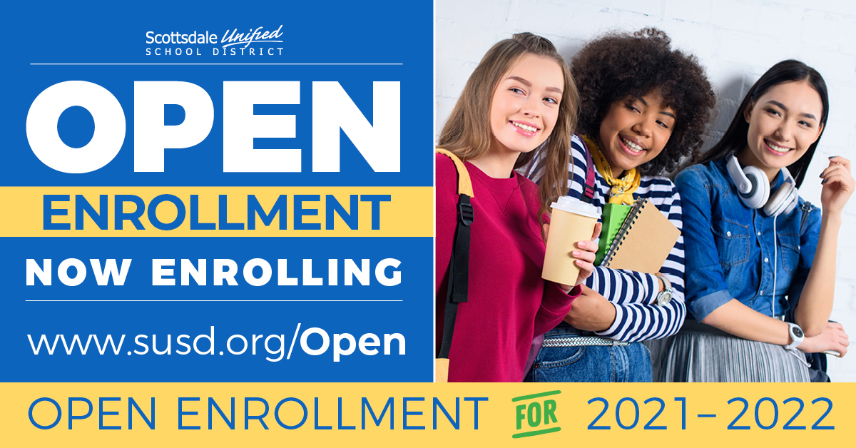 Susd Calendar 2022.Enrollment Open Enrollment