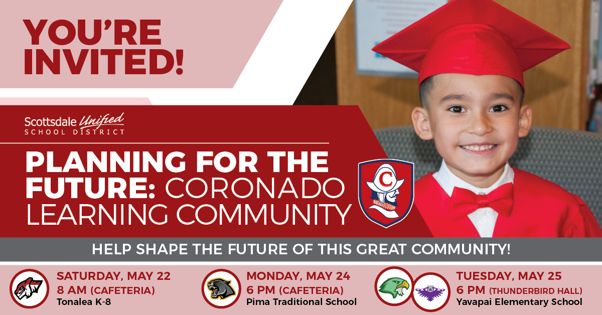 Planning for the Future: Coronado Learning Community