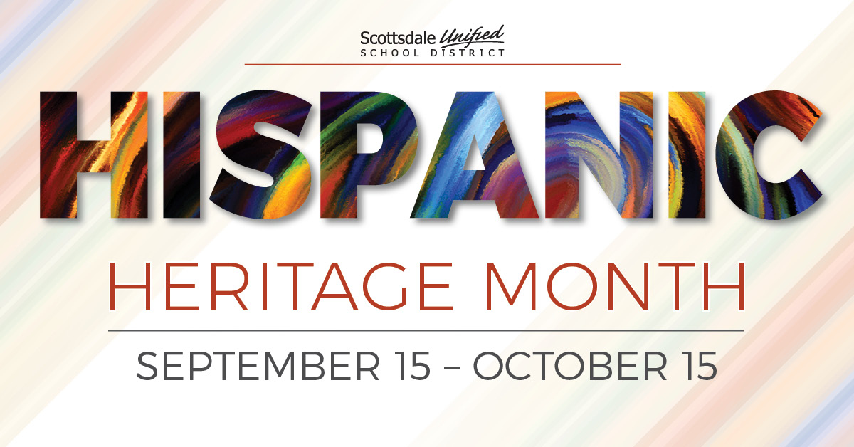 SUSD Recognizes and Celebrates Hispanic Heritage Month September 15 – October 15