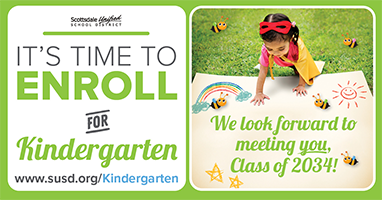 March Kindergarten Events